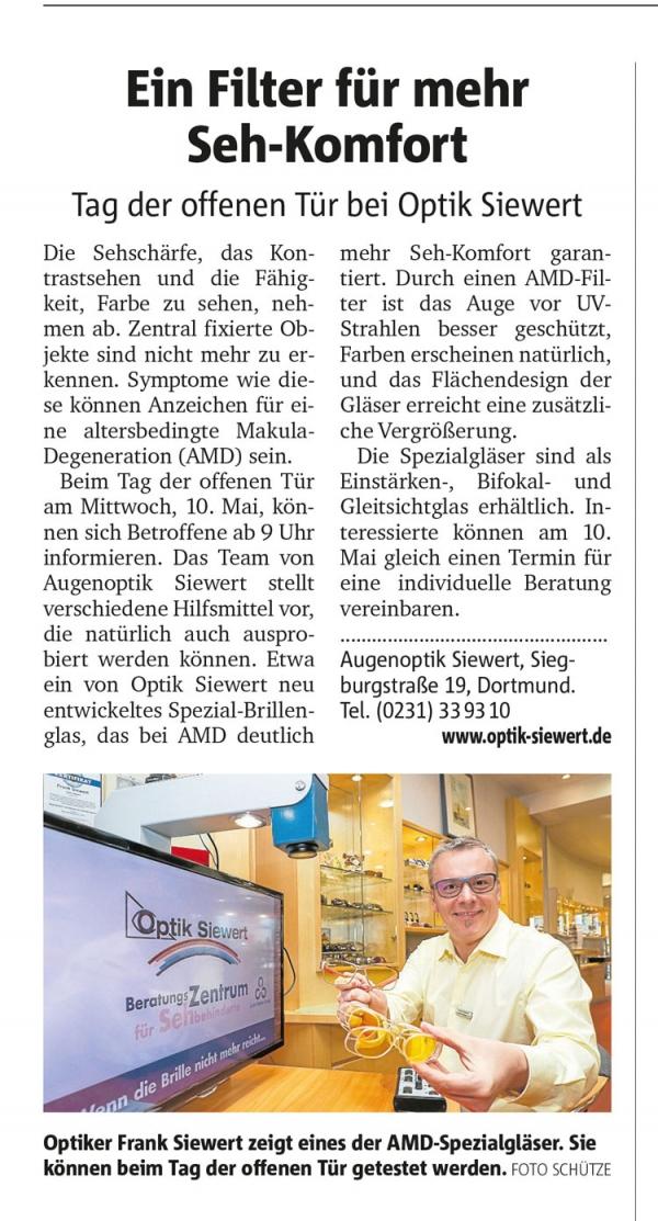 Optik Siewert Dortmund