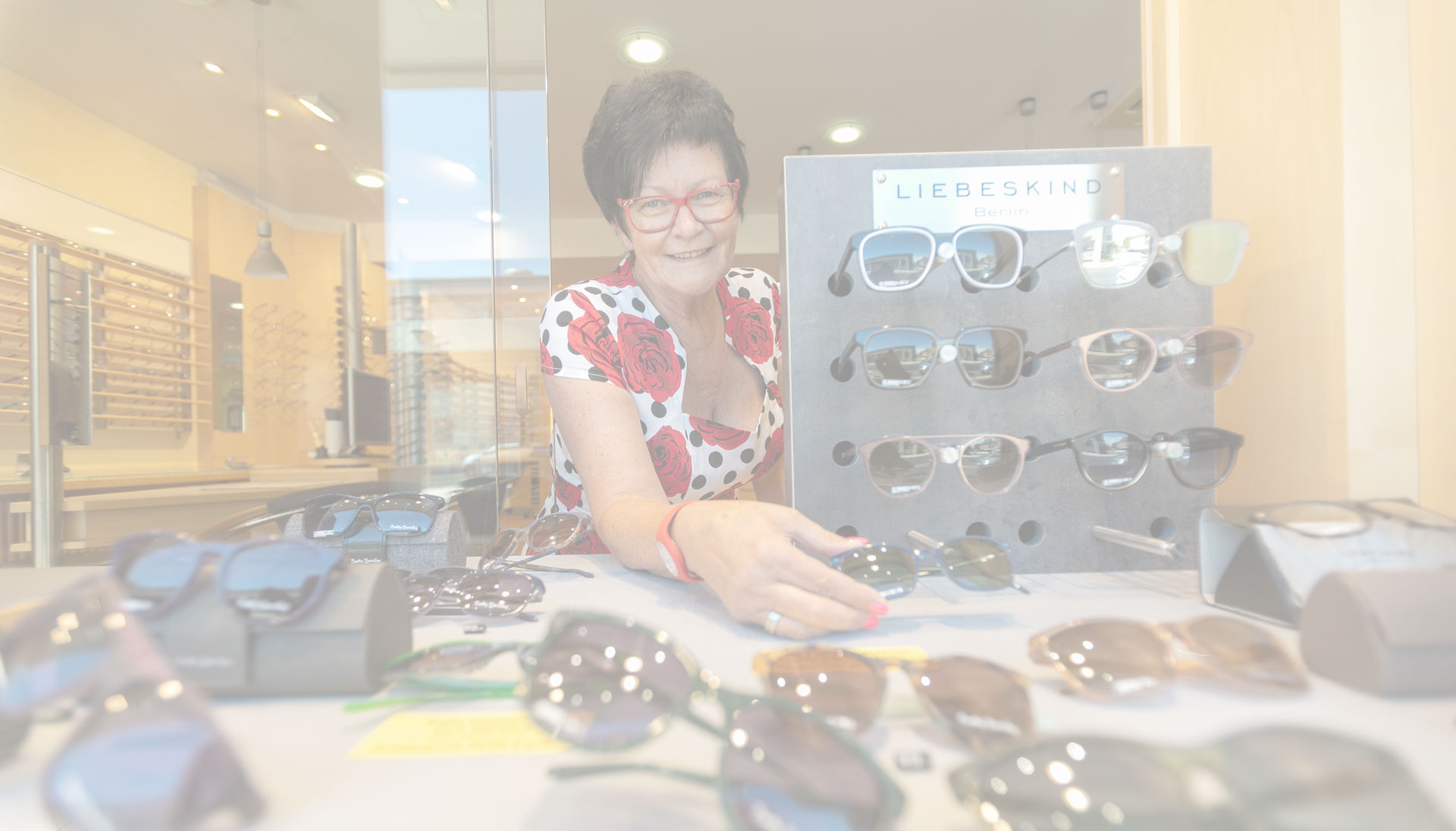 Optiker Ladenlokal